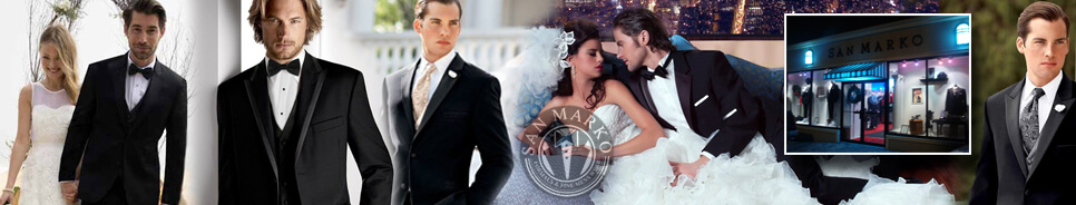Prom Tuxedo Rental + Prom Specials for Westchester, New York & Connecticut